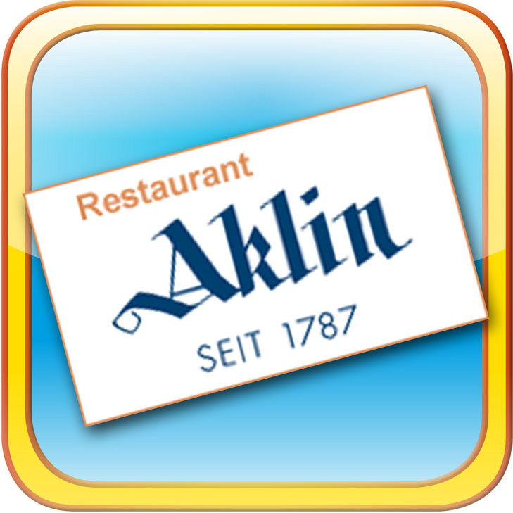 Logo Rest. Aklin, Zug